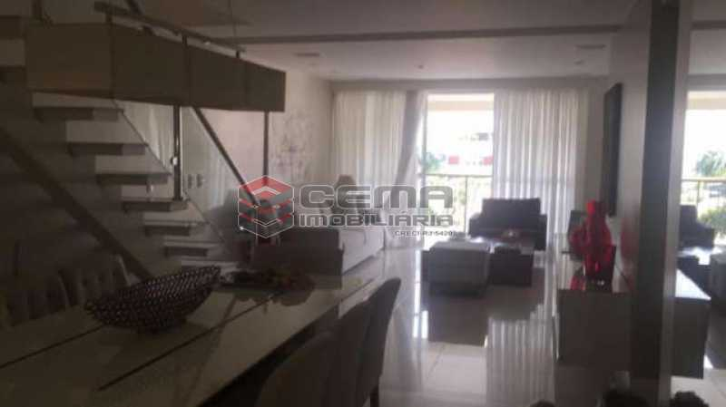 8 - Cobertura à venda Rua Paissandu,Flamengo, Zona Sul RJ - R$ 5.500.000 - LACO40123 - 9