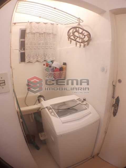 área - Kitnet/Conjugado 21m² para alugar Botafogo, Zona Sul RJ - R$ 1.100 - LAKI01155 - 11