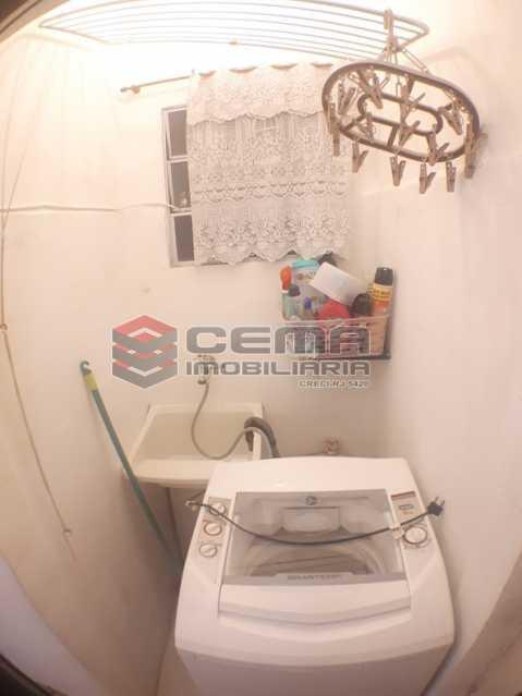 área - Kitnet/Conjugado 21m² para alugar Botafogo, Zona Sul RJ - R$ 1.100 - LAKI01155 - 12