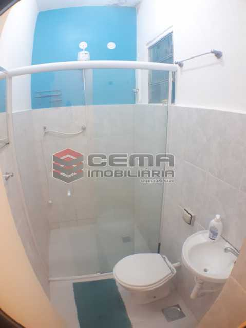 banheiro - Kitnet/Conjugado 21m² para alugar Botafogo, Zona Sul RJ - R$ 1.100 - LAKI01155 - 10