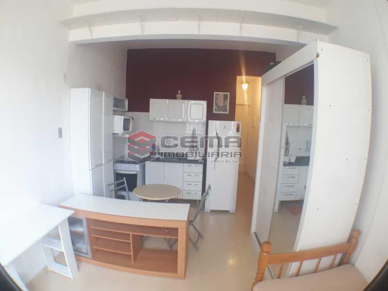 cozinha - Kitnet/Conjugado 21m² para alugar Botafogo, Zona Sul RJ - R$ 1.100 - LAKI01155 - 9