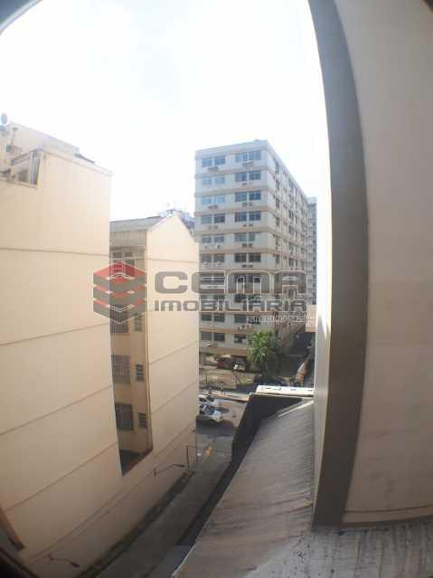 vista - Kitnet/Conjugado 21m² para alugar Botafogo, Zona Sul RJ - R$ 1.100 - LAKI01155 - 6