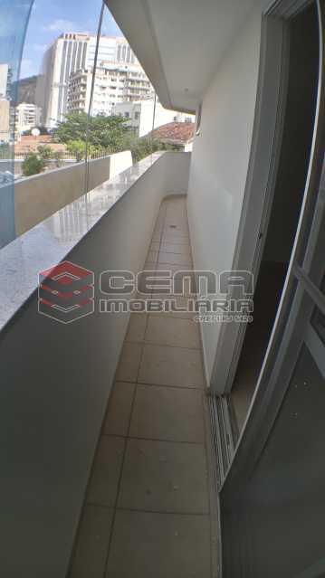 3 - Apartamento 2 quartos para alugar Botafogo, Zona Sul RJ - R$ 4.350 - LAAP24037 - 3