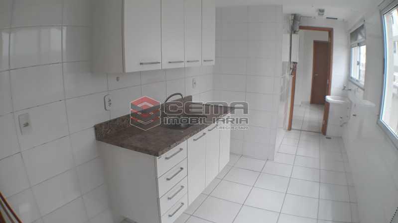 5 - Apartamento 2 quartos para alugar Botafogo, Zona Sul RJ - R$ 4.350 - LAAP24037 - 6