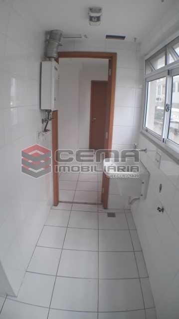 6 - Apartamento 2 quartos para alugar Botafogo, Zona Sul RJ - R$ 4.350 - LAAP24037 - 14