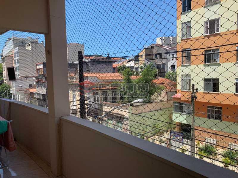 IMG-20191015-WA0150 - Apartamento 1 quarto à venda Glória, Zona Sul RJ - R$ 450.000 - LAAP12293 - 1