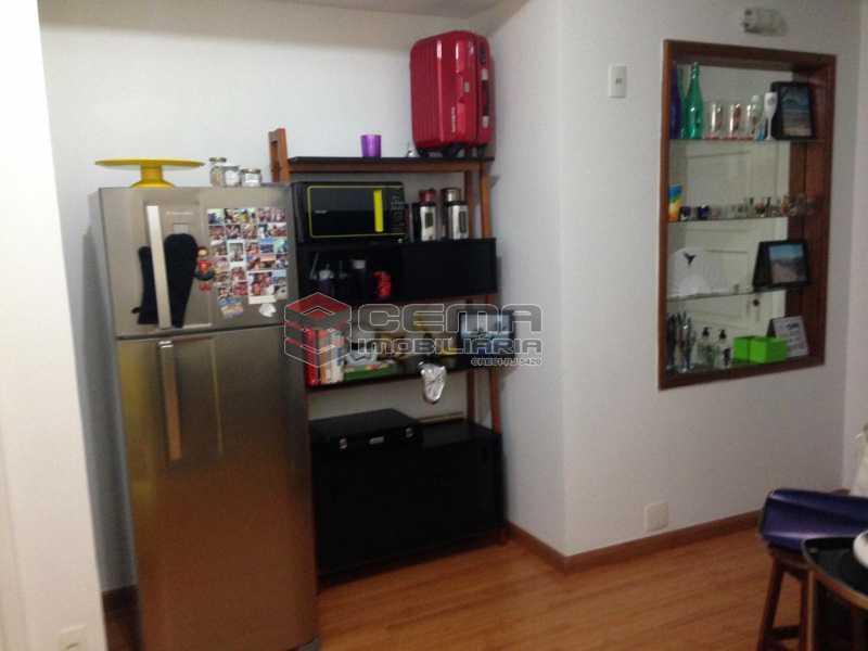 2 - Apartamento à venda Rua Dois de Dezembro,Flamengo, Zona Sul RJ - R$ 475.000 - LAAP12297 - 3