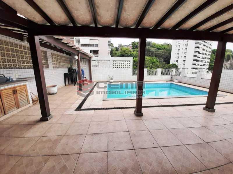 3 - Cobertura à venda Rua Paissandu,Flamengo, Zona Sul RJ - R$ 1.600.000 - LACO30250 - 4
