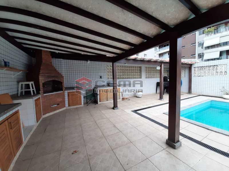 4 - Cobertura à venda Rua Paissandu,Flamengo, Zona Sul RJ - R$ 1.600.000 - LACO30250 - 5
