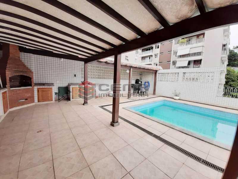 22 - Cobertura à venda Rua Paissandu,Flamengo, Zona Sul RJ - R$ 1.600.000 - LACO30250 - 24