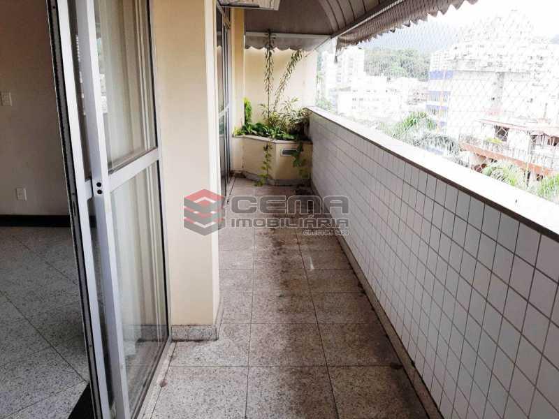 5 - Cobertura à venda Rua Paissandu,Flamengo, Zona Sul RJ - R$ 1.600.000 - LACO30250 - 6