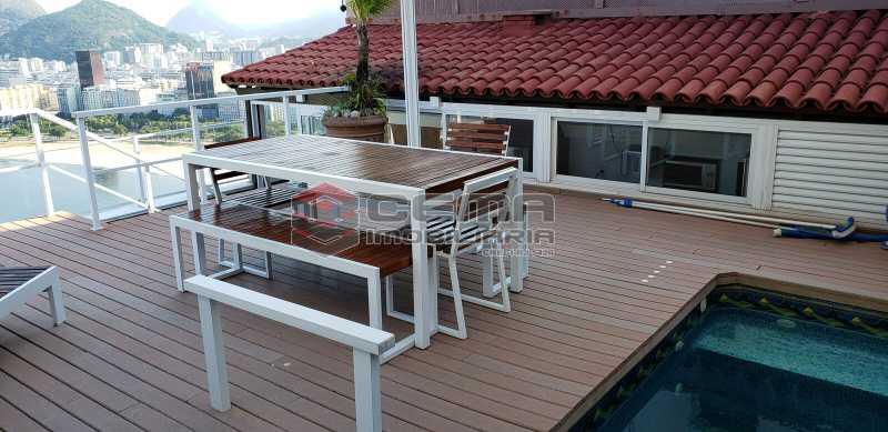 ME6ldB1h. - Cobertura à venda Praia de Botafogo,Botafogo, Zona Sul RJ - R$ 3.500.000 - LACO30251 - 26