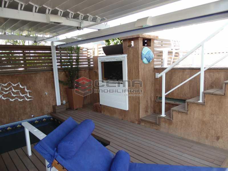 X3WfO6Z5. - Cobertura à venda Praia de Botafogo,Botafogo, Zona Sul RJ - R$ 3.500.000 - LACO30251 - 30