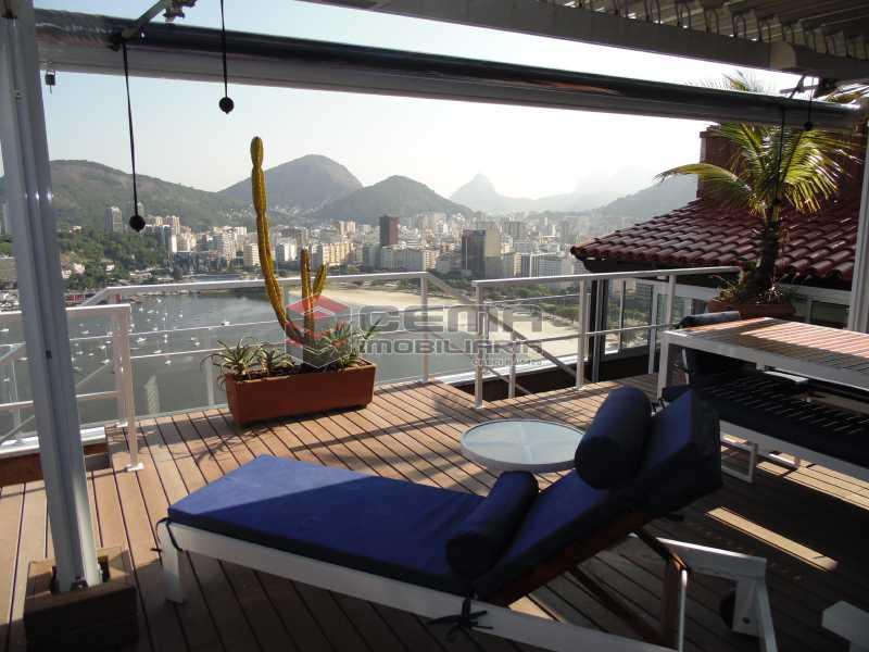 ZeIyEp9W. - Cobertura à venda Praia de Botafogo,Botafogo, Zona Sul RJ - R$ 3.500.000 - LACO30251 - 31