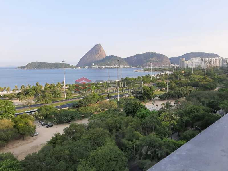 Vista - Cobertura à venda Praia do Flamengo,Flamengo, Zona Sul RJ - R$ 5.500.000 - LACO40127 - 1