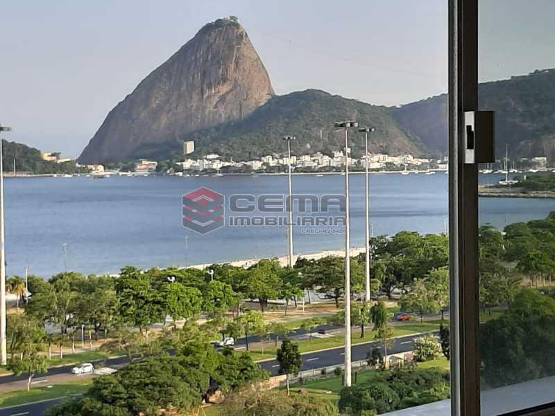 Vista - Cobertura à venda Praia do Flamengo,Flamengo, Zona Sul RJ - R$ 5.500.000 - LACO40127 - 4