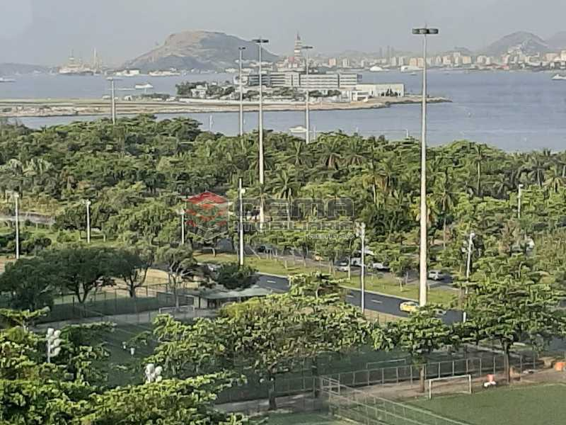 Vista - Cobertura à venda Praia do Flamengo,Flamengo, Zona Sul RJ - R$ 5.500.000 - LACO40127 - 3