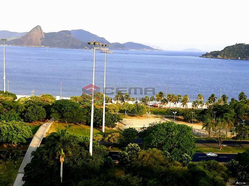 Vista - Cobertura à venda Praia do Flamengo,Flamengo, Zona Sul RJ - R$ 5.500.000 - LACO40127 - 22