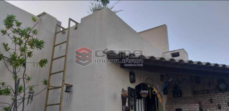 1 - Cobertura à venda Rua Assunção,Botafogo, Zona Sul RJ - R$ 1.350.000 - LACO40126 - 1