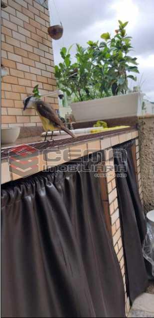 4 - Cobertura à venda Rua Assunção,Botafogo, Zona Sul RJ - R$ 1.350.000 - LACO40126 - 5