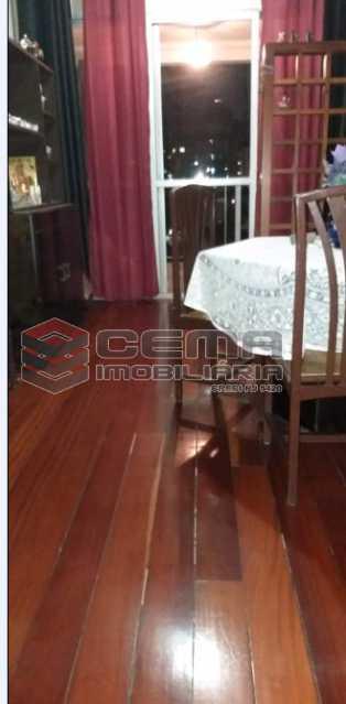 7 - Cobertura à venda Rua Assunção,Botafogo, Zona Sul RJ - R$ 1.350.000 - LACO40126 - 8