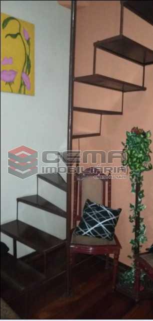 9 - Cobertura à venda Rua Assunção,Botafogo, Zona Sul RJ - R$ 1.350.000 - LACO40126 - 10