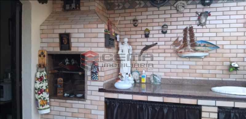 13 - Cobertura à venda Rua Assunção,Botafogo, Zona Sul RJ - R$ 1.350.000 - LACO40126 - 14