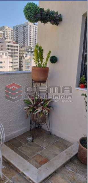14 - Cobertura à venda Rua Assunção,Botafogo, Zona Sul RJ - R$ 1.350.000 - LACO40126 - 15