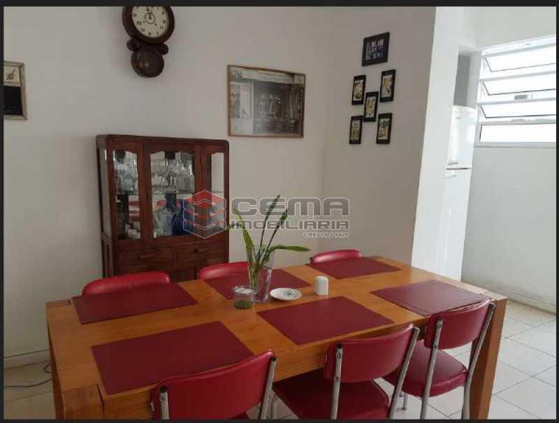 6 - Casa à venda Gávea, Zona Sul RJ - R$ 1.890.000 - LACA00057 - 9