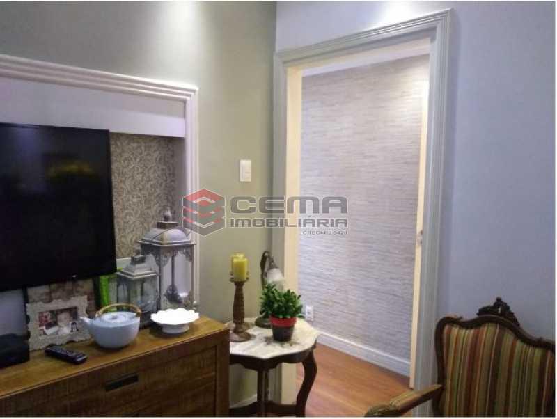 1 - Apartamento 1 quarto à venda Centro RJ - R$ 300.000 - LAAP12323 - 3