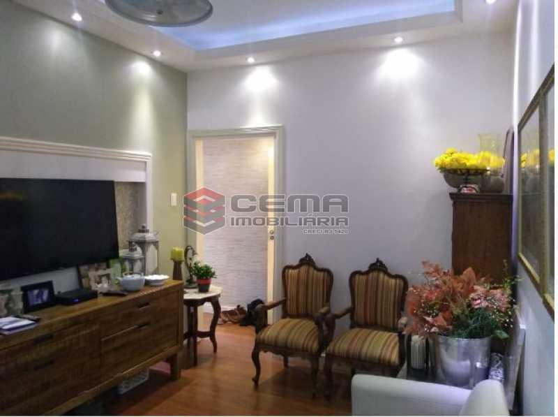 2 - Apartamento 1 quarto à venda Centro RJ - R$ 300.000 - LAAP12323 - 4