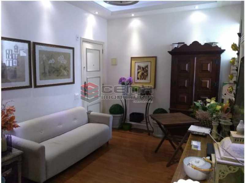 4 - Apartamento 1 quarto à venda Centro RJ - R$ 300.000 - LAAP12323 - 1