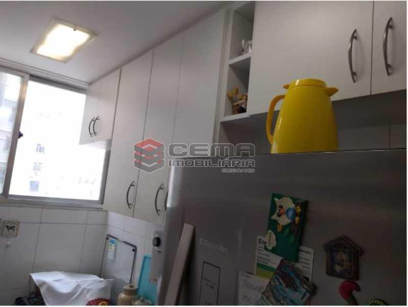 24 - Apartamento 1 quarto à venda Centro RJ - R$ 300.000 - LAAP12323 - 24