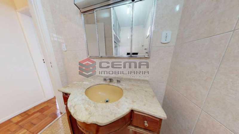 banheiro - Apartamento à venda Rua Marquês de Abrantes,Flamengo, Zona Sul RJ - R$ 695.000 - LAAP24111 - 21