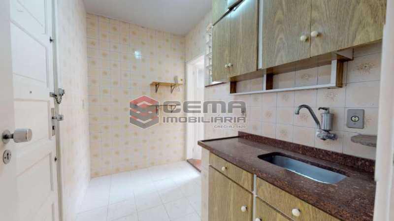 cozinha - Apartamento à venda Rua Marquês de Abrantes,Flamengo, Zona Sul RJ - R$ 695.000 - LAAP24111 - 11