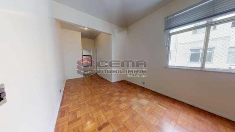 sala - Apartamento à venda Rua Marquês de Abrantes,Flamengo, Zona Sul RJ - R$ 695.000 - LAAP24111 - 1