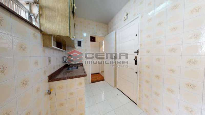 cozinha - Apartamento à venda Rua Marquês de Abrantes,Flamengo, Zona Sul RJ - R$ 695.000 - LAAP24111 - 12