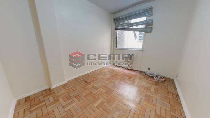 quarto 1 - Apartamento à venda Rua Marquês de Abrantes,Flamengo, Zona Sul RJ - R$ 695.000 - LAAP24111 - 5