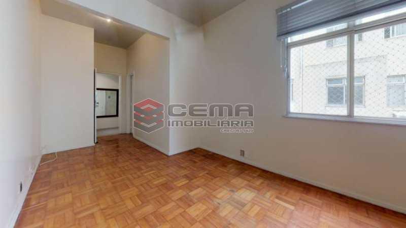 sala - Apartamento à venda Rua Marquês de Abrantes,Flamengo, Zona Sul RJ - R$ 695.000 - LAAP24111 - 3