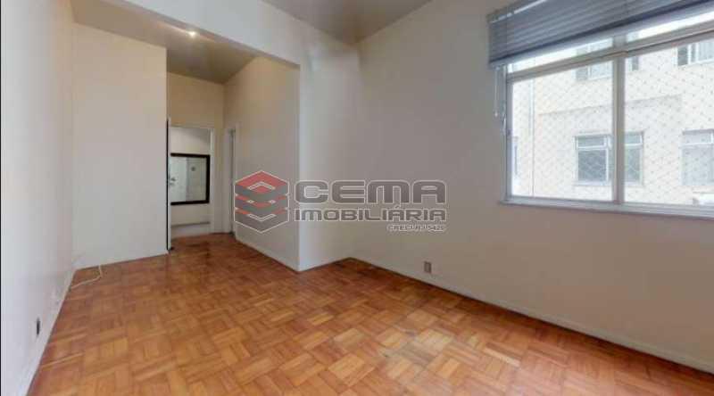 2 - Apartamento à venda Rua Marquês de Abrantes,Flamengo, Zona Sul RJ - R$ 695.000 - LAAP24111 - 4