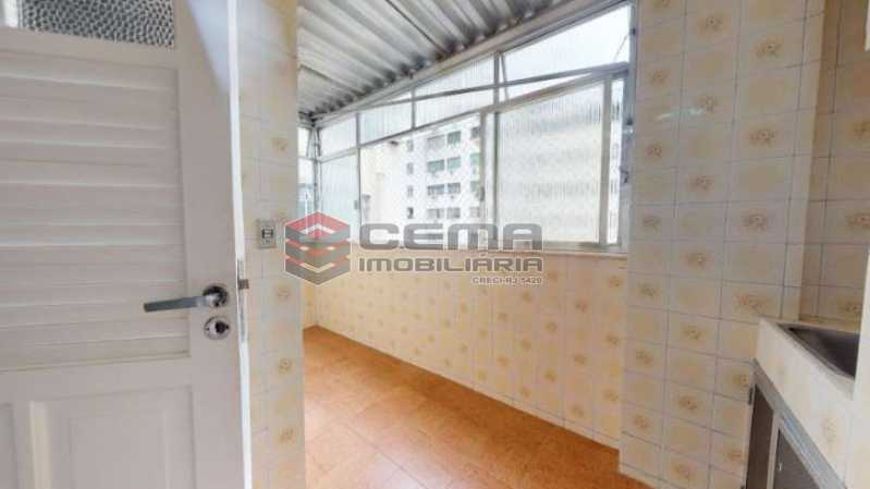 6 - Apartamento à venda Rua Marquês de Abrantes,Flamengo, Zona Sul RJ - R$ 695.000 - LAAP24111 - 27