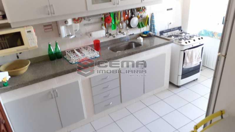 cozinha - Cobertura À Venda - Flamengo - Rio de Janeiro - RJ - LACO30256 - 20