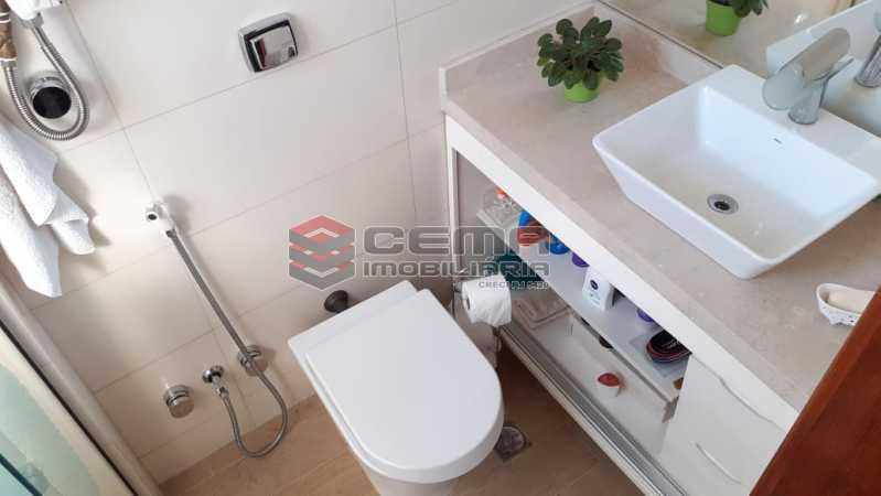 banheiro - Cobertura À Venda - Flamengo - Rio de Janeiro - RJ - LACO30256 - 15