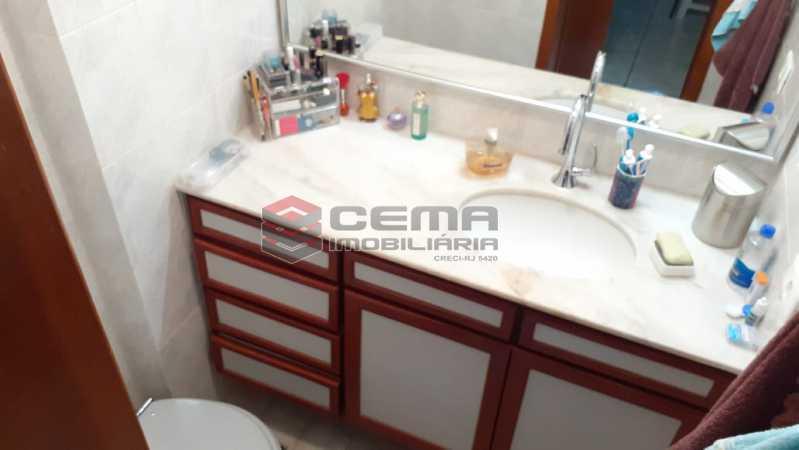 lavabo piso 2 - Cobertura À Venda - Flamengo - Rio de Janeiro - RJ - LACO30256 - 14