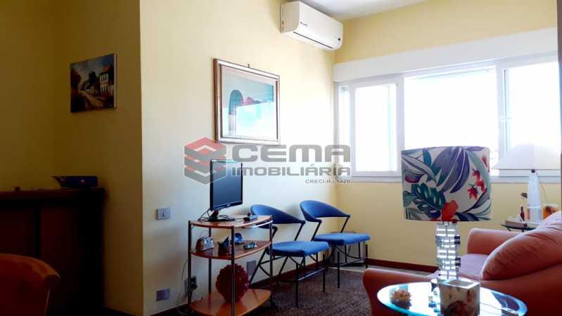 sala - Cobertura À Venda - Flamengo - Rio de Janeiro - RJ - LACO30256 - 7