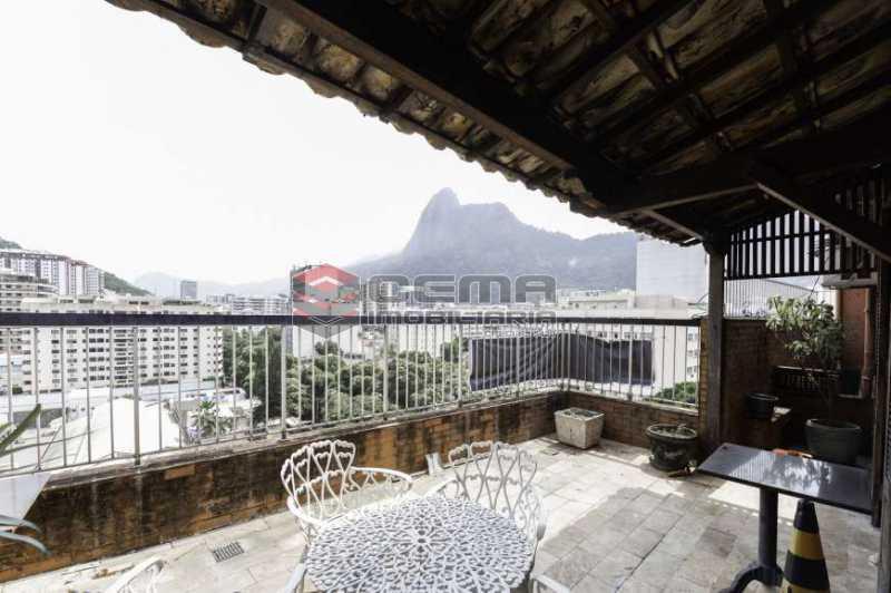 ae95ca1c66c241f643d4f65825625c - Cobertura à venda Rua Real Grandeza,Botafogo, Zona Sul RJ - R$ 1.700.000 - LACO40131 - 29