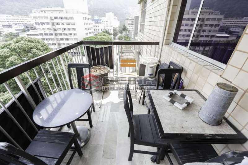 d2ed68415e27c2d4eb6b731905ae2b - Cobertura à venda Rua Real Grandeza,Botafogo, Zona Sul RJ - R$ 1.700.000 - LACO40131 - 8