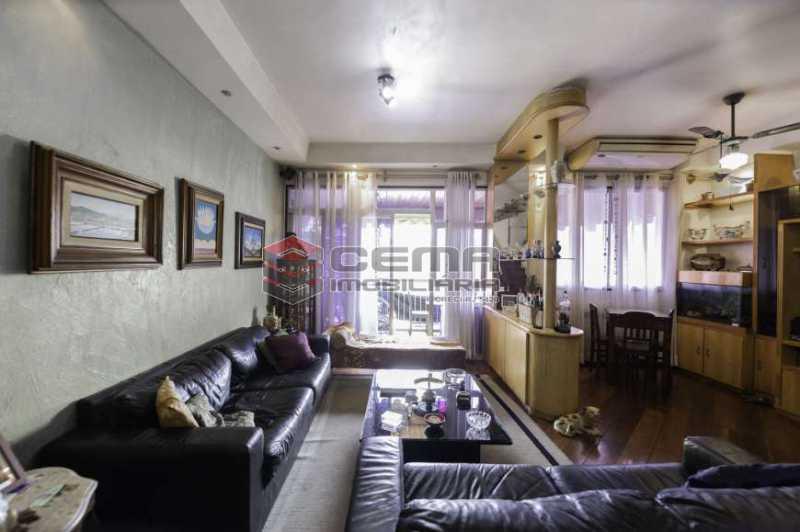 e0b5ffe9fe9dc80109018687f2e2d1 - Cobertura à venda Rua Real Grandeza,Botafogo, Zona Sul RJ - R$ 1.700.000 - LACO40131 - 1
