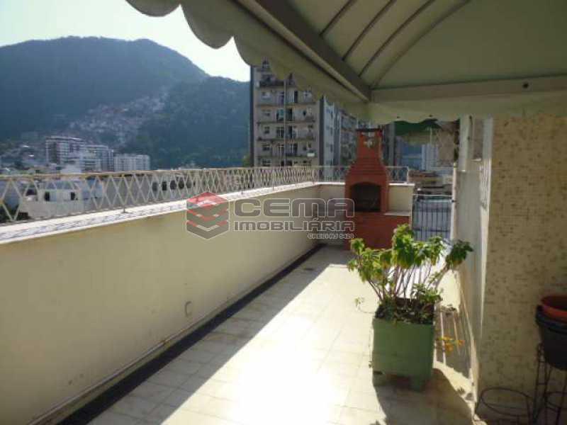 9f9cab9267604c829ec3e37e4c5f81 - Cobertura 3 quartos à venda Botafogo, Zona Sul RJ - R$ 1.700.000 - LACO30254 - 22