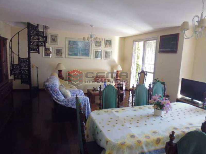 d2f10a4e165e3c4144b2fecd6e5e37 - Cobertura 3 quartos à venda Botafogo, Zona Sul RJ - R$ 1.700.000 - LACO30254 - 3